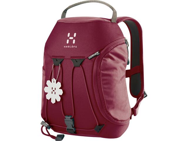 Haglöfs Corker X-Small Backpack Set, Large Kids, aubergine